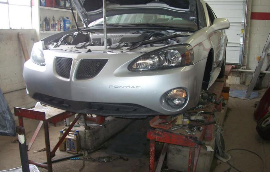 Suspension Repairs<br />& Wheel Alignments